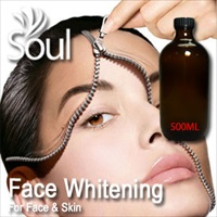 Essential Oil Face Whitening - 500ml